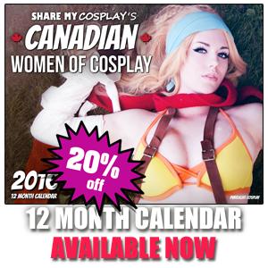Cosplay Calendar